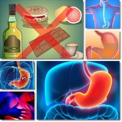Eliminare acidità di stomaco