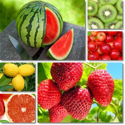 Vitamina C dove? Alimenti con vitamina c