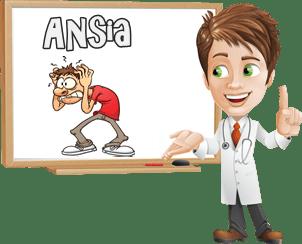 Attacchi di panico ed ansia