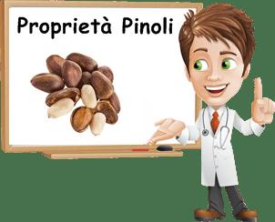 Proprietà Pinoli