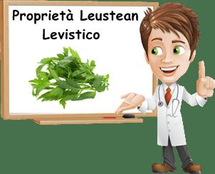 Proprietà levistico