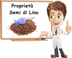 Proprietà semi di lino