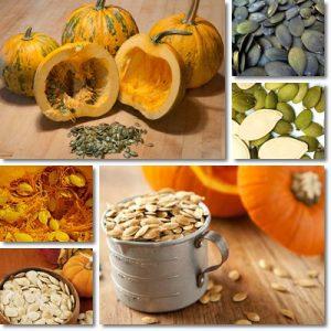 8 benefici dei semi di zucca