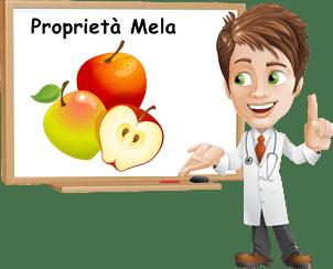 proprietà mela