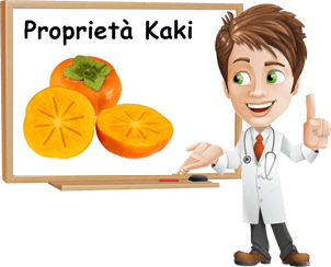 Proprietà Kaki