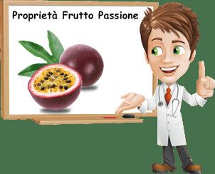 Proprietà frutto della passione