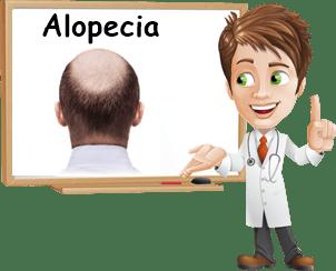Alopecia e Calvizie sintomi rimedi e consigli