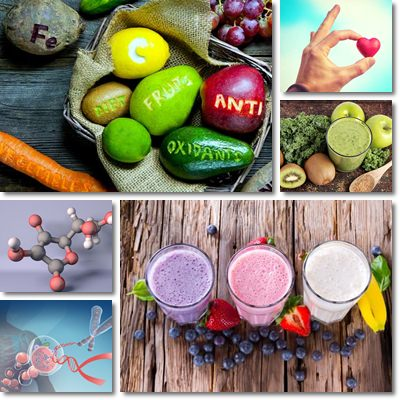 Antiossidanti: Cosa sono? Benefici