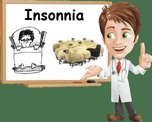 Insonnia sintomi