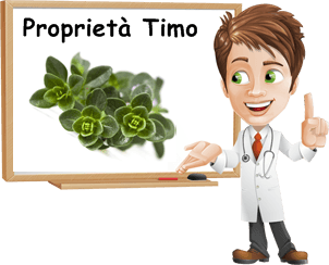 Proprietà Timo
