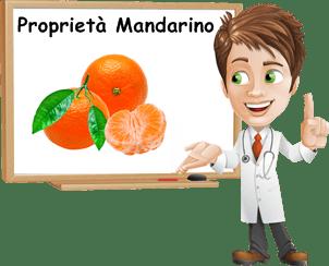 Proprietà mandarini