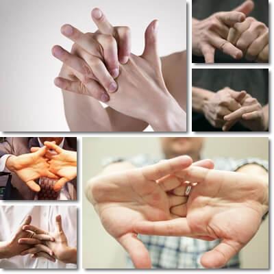 Scrocchiare le dita fa bene o fa male? Consigli