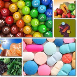 Le vitamine – Dove si trovano le vitamine
