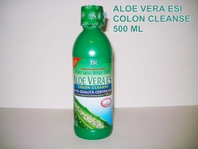 Aloe Vera Colon Cleanse