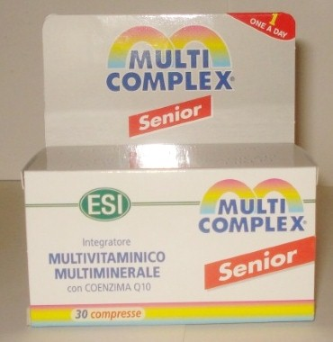 Multicomplex Senior 50+