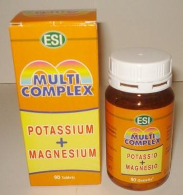 Multicomplex potassio magnesio