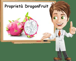 Proprietà Dragonfruit