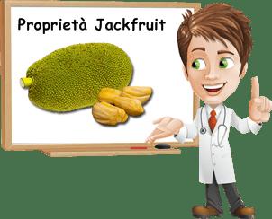 Proprietà Jackfruit