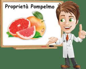 Proprietà Pompelmo