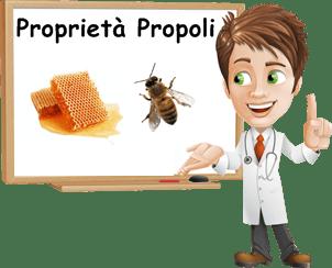 Proprietà Propoli