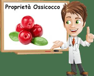 Proprietà Ossicocco