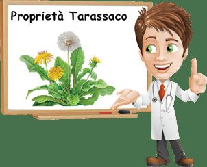 Proprietà Tarassaco