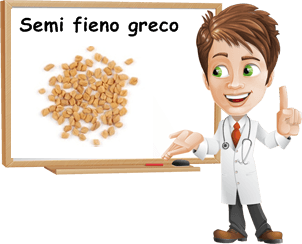 Proprietà semi fieno greco