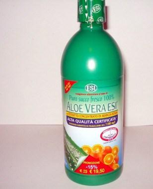 Aloe Vera Arancia