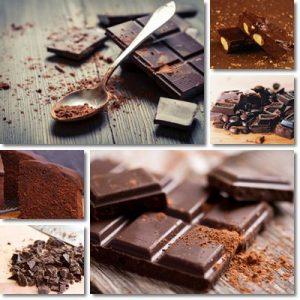 Proprietà e benefici cioccolato fondente