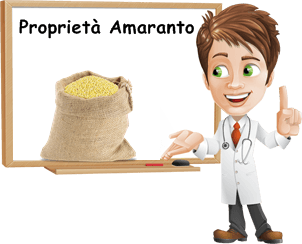 Proprietà Amaranto