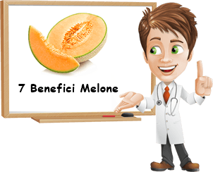 Benefici melone