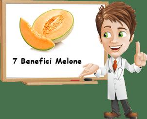 Benefici melone