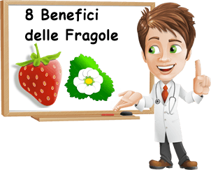 Benefici Fragole