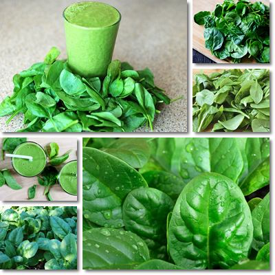 benefici spinaci