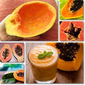 10 benefici della Papaya