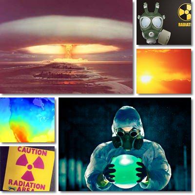 Radiazioni sul corpo umano