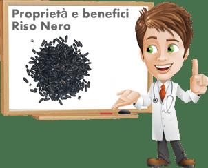 benefici riso nero