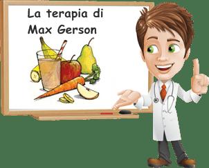 La Terapia di Max Gerson