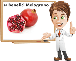 benefici melograno