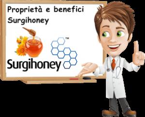 Proprietà e benefici Surgihoney