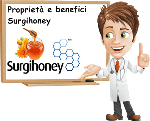 Proprietà e benefici Surgihoney