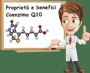 benefici coenzima Q10