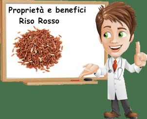 benefici riso rosso
