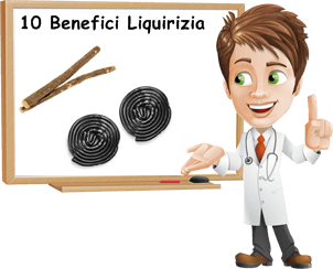 benefici liquirizia