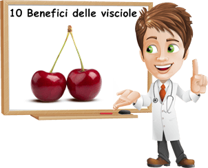 benefici visciole