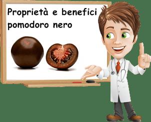 benefici pomodoro nero