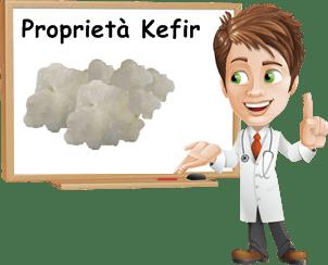 Proprietà Kefir