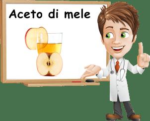 Proprietà Aceto di mele