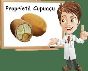 Proprietà Cupuaçu