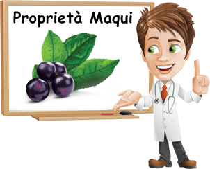 Proprietà Maqui
